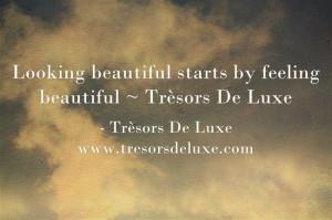 Feeling Beautiful Quotes Feeling beautiful