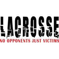 ... Lacrosse T Shirt - Hooded Sweatshirt - Lacrosse Apparel Clothing
