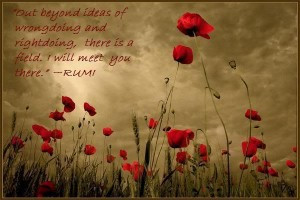 Inspirational Quotes and Poems by Rumi