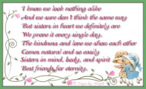 Special Tribute To Sisters - Our Friends