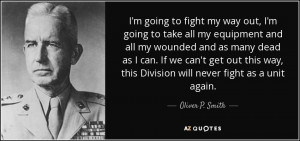 Oliver P. Smith Quotes
