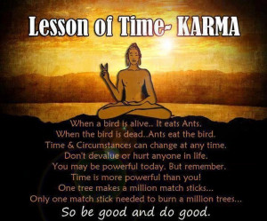 Wise Quotes About Life Lessons Karma life quotes quotes quote
