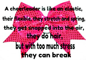 Cheerleading Based Quotes, Cheerbows, Bows Quotes, Cheer Lead, Cheer ...