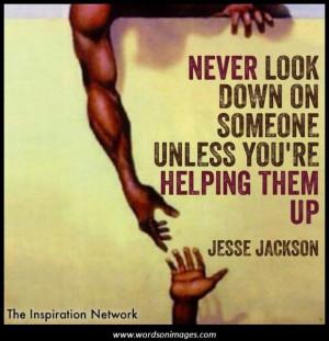 Jesse jackson quotes