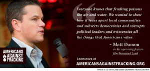 Matt Damon Quotes