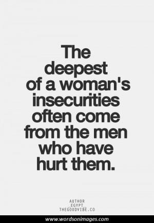 insecurity quotes insecurity quotes insecurity quotes and sayings ...
