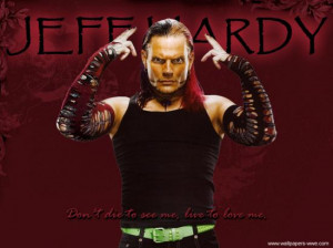 Jeff Hardy controversial quotes