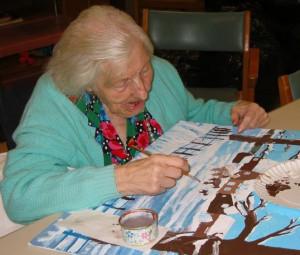 Picture It: How Art Helps Dementia Patients