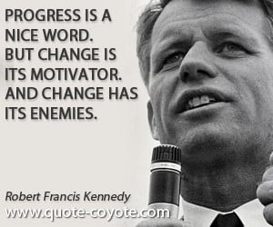 Robert F Kennedy Quotes