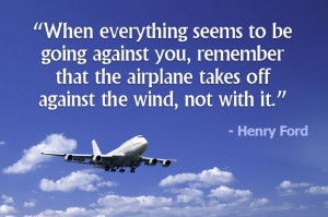 airplane quote henry ford