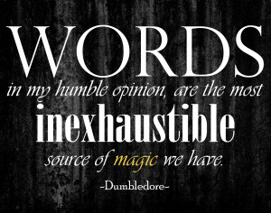Noteworthy Dumbledore