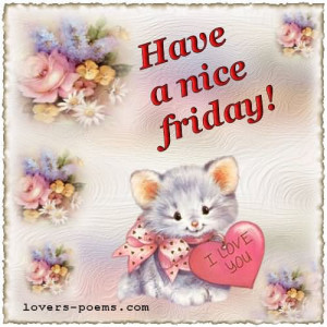 BB Code for forums: [url=http://www.imagesbuddy.com/have-a-nice-friday ...