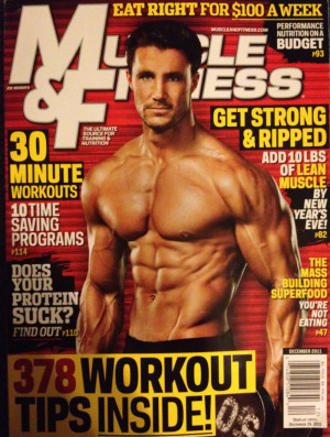Muscle And Fitness Fitness Motivation Quotes Models Inspiration ...