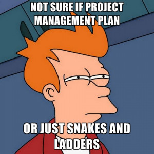 Friday Funny: Project Management Plan