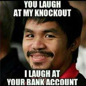 The 20 Funniest Manny Pacquaio Memes After Juan Manuel Marquez KO!