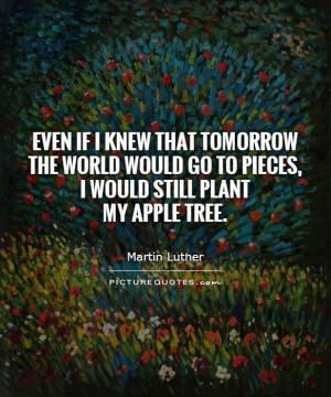 Plant Tree Quote