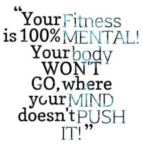 Health And Fitness Quotes...