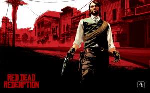 Rockstar Red Dead Redemption Google Themes