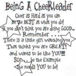 cheer quotes cheerleading quotes cheerleader quotes tumblr quotes ...