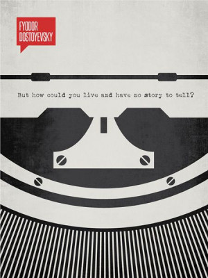 Famous quotes as posters