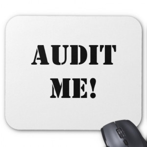 Auditor by Day Gamer by Night Mousepads