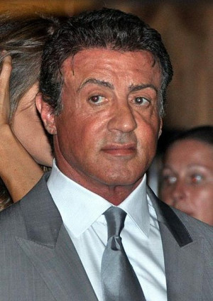 Sylvester Stallone (Georges Biard)