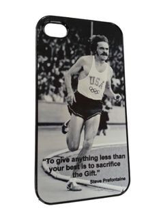 New Cross Country Steve Prefontaine Olympic 1 Iphone 4 / 4s Case, http ...