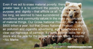 Max Brooks Quotes About Poverty