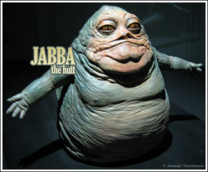 Jabba The Hutt by OcelotSnake89