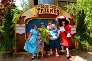 April 13, 2013 1024 × 682 Long-lost Friends at Disneyland for Limited ...