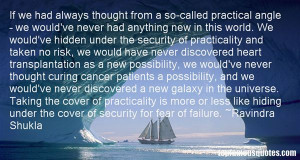 Top Quotes About Curing Cancer