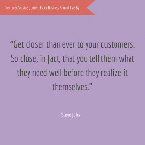 Get closer than ever to your customers. So close, in fact, that you ...
