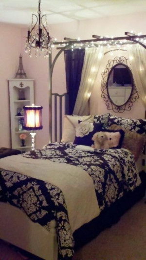 paris quotes for dorm room quotesgram. Black Bedroom Furniture Sets. Home Design Ideas