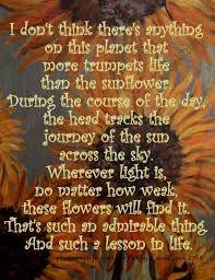 ... sunflowers quotes quotes calendar quotes 3 sunflower quotes said