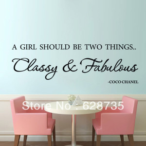 Fabulous Quotes For Girls