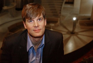 Peter Krause who plays Quentin in the Broadway revival of Arthur