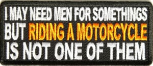 Harley Quotes and Sayings | Men not needed for riding a motorcycle ...