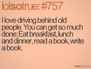 ... much done: Eat breakfast, lunch and dinner, read a book, write a book
