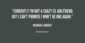 Quotes About Crazy Ex Girlfriends