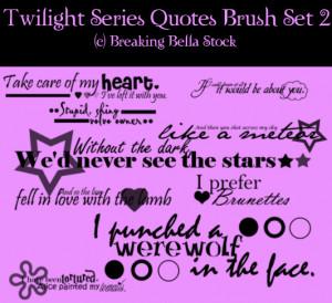 bella twilight quotes