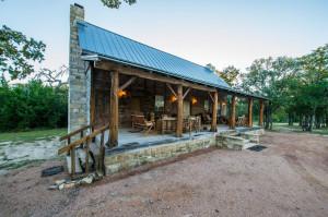 Log Cabin Texas
