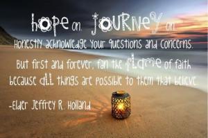 elder+holland+quotes   Quotes / Elder Jeffery R. Holland- 183rd LDS ...