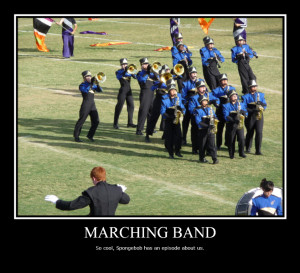 Falling Whistles Â« Marching band event photography by Rebecca.