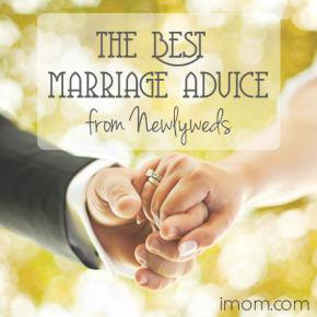 The Best Marriage Advice from Newlyweds