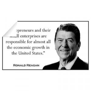 ... Wall Art > Wall Decals > Ronald Reagan Quote #1 Wall Art Wall Decal