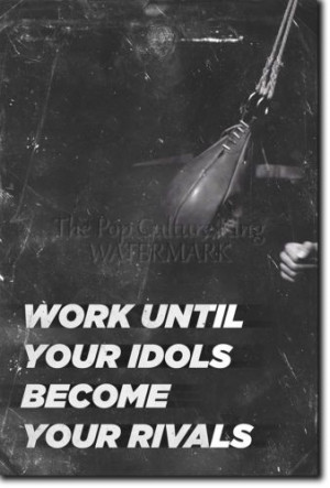 Motivational Boxing Poster 2 Inspirational Quote Motivation Photo ...