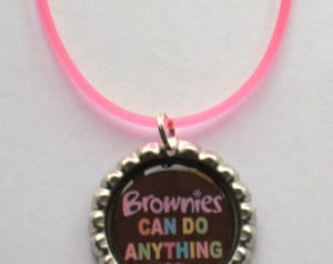 Girl Scout Brownie Craft Ideas