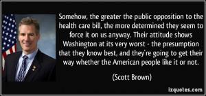 More Scott Brown Quotes