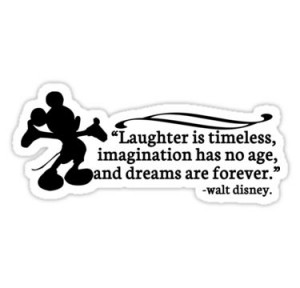 walt disney sayings | Walt Disney Quote