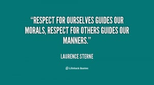 Quotes About Morals